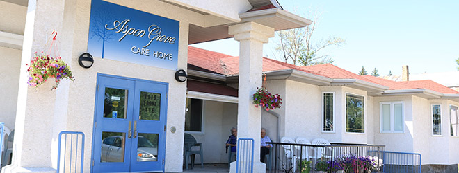 Aspen Grove Care Home
